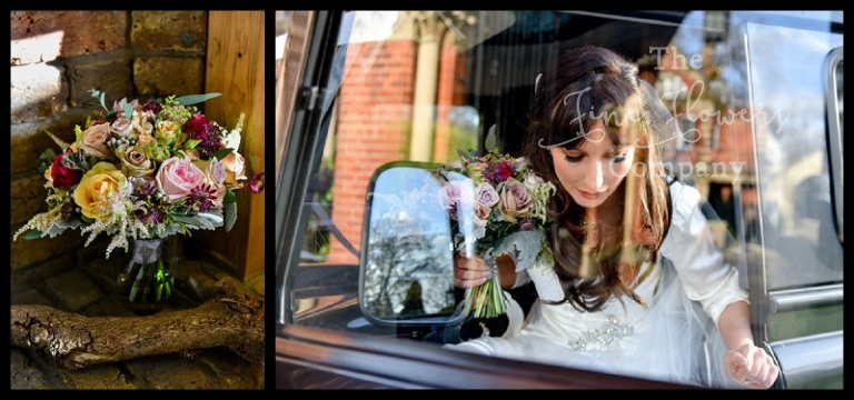 wedding at wellington college in berkshire, wedding flowers florist