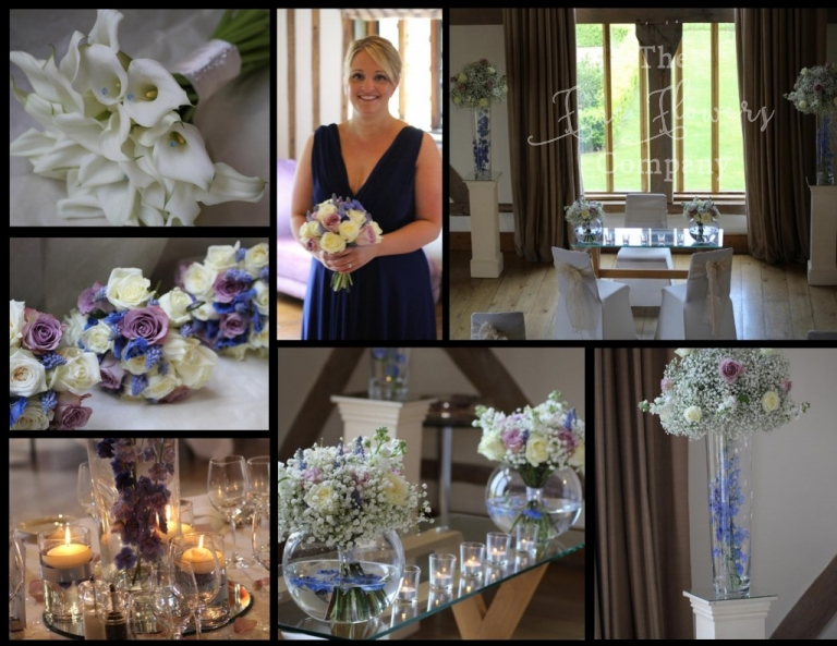 Beautiful Cain Manor wedding flowers photos - Cain Manor wedding florist, Hampshire wedding flowers