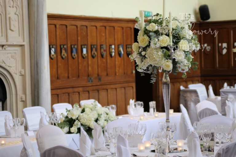 Surrey Wedding Flowers Photos From Horsley Towers