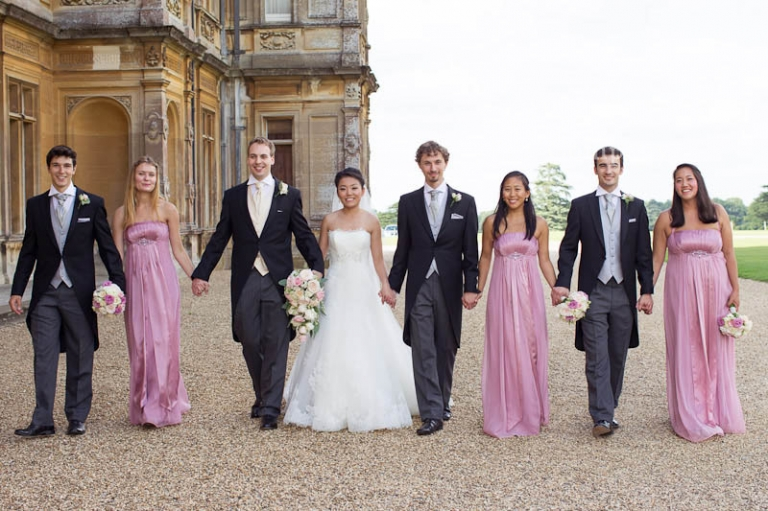 Highclere Castle wedding, wedding at Highclere Castle.