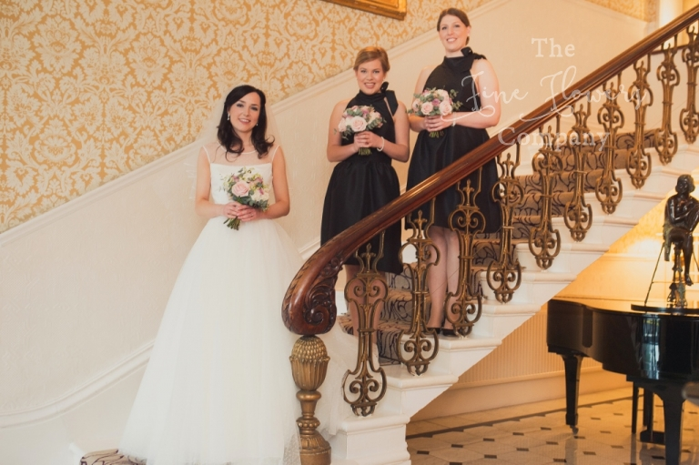 Richmond wedding florist - Petesham and Pembroke Lodge
