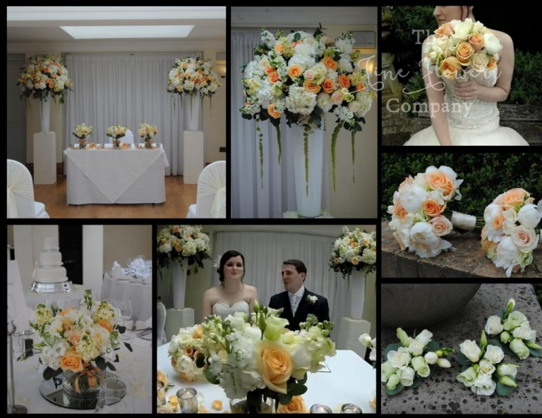 pembroke lodge wedding flowers from pembroke lodge recommended florist