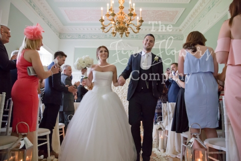 Botleys Mansion Surrey Wedding Venue Florist