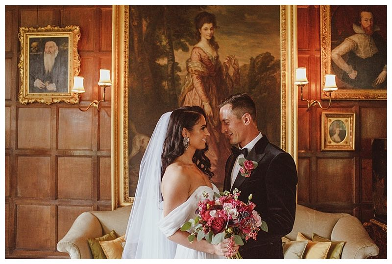 loseley house wedding